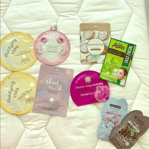 9 Facial Masks